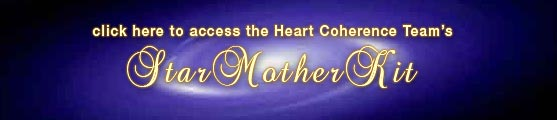 Heart Coherence Teams Star Mother kit